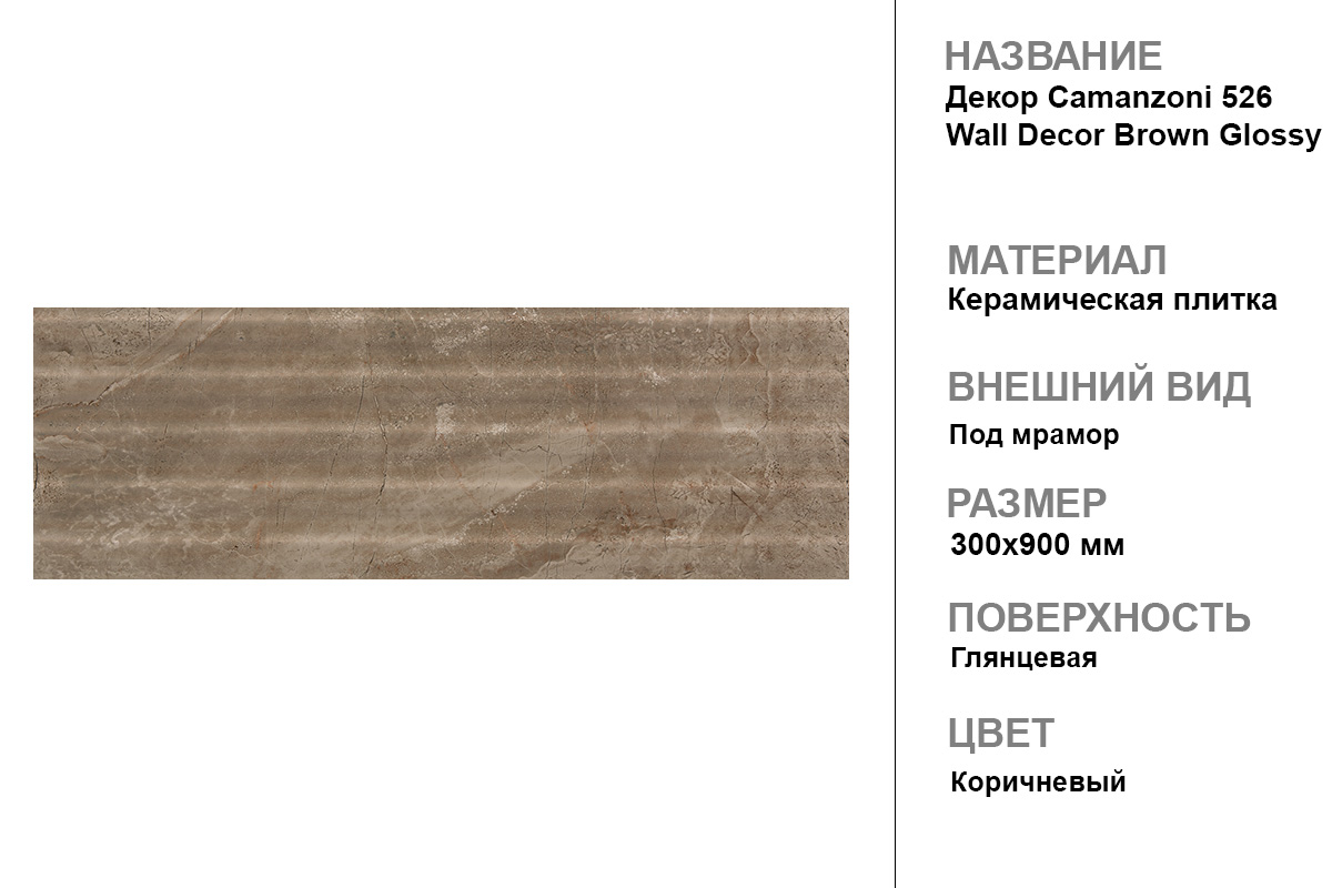 Декор Camanzoni 526 Wall Decor