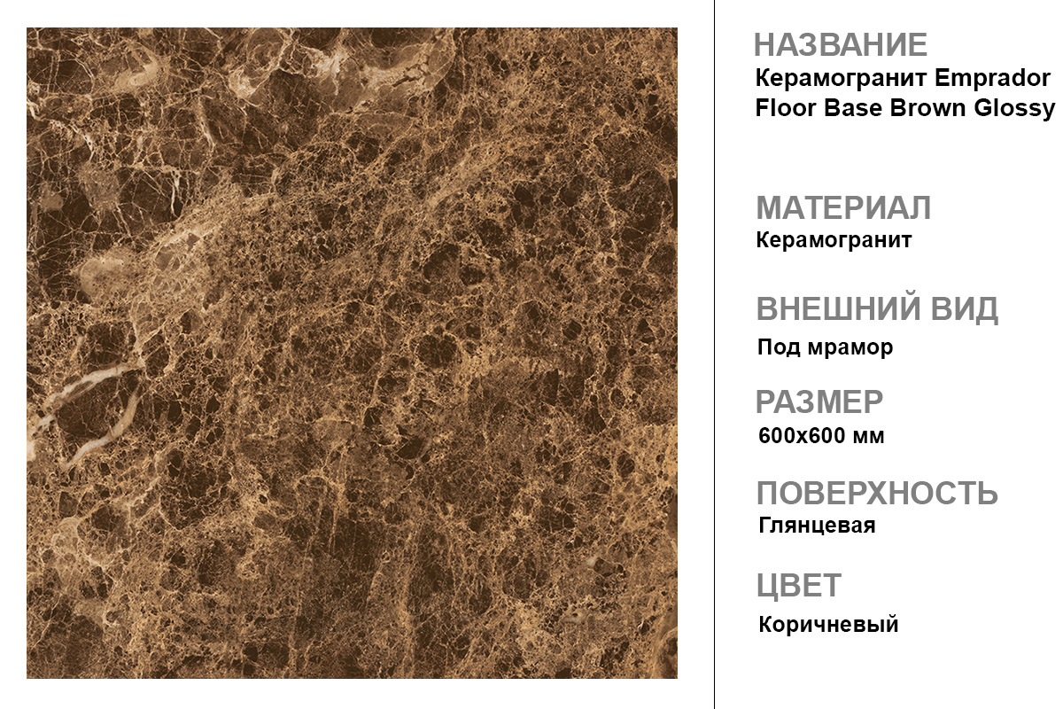 Керамогранит Emprador Floor Base