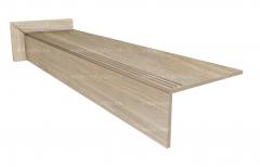 Купить ступень из керамогранита Wood Classic Oliva
