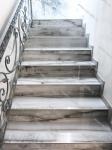 Купить ступень из керамогранита для лестницы Opal Grey Rektifiye Parlak Nano 1200х300 изготовление лестниц из керамогранита
