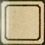 Купить Керамогранит Charme Floor Inserto Frame Lux декор 600x600 в интернет магазине Red Plit