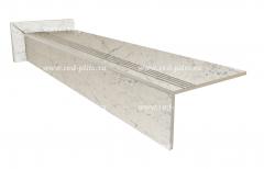 Купить ступень из керамогранита Carrara Charme 1200х300 в Москве