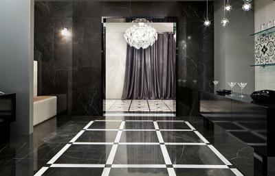Купить Керамогранит Charme Floor Inserto Loop Lux декор 590x590 в интернет магазине Red Plit