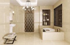 Купить Керамогранит Charme Floor Inserto Frame Lux декор 590x590 в интернет магазине Red Plit