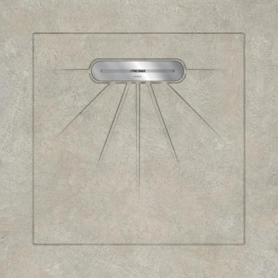 Купить душевые поддоны и дренажные системы Aquanit Code 592 Geometrics