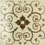 Купить Керамогранит Charme Floor Inserto Bouquet Lux декор 600x600 в интернет магазине Red Plit