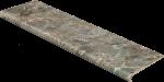 Купить Ступень для крыльца из керамогранита с капиносом Seranit Коллекция Gusto Taupe-Grey