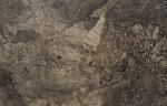 Купить ступени из керамогранита с капиносом Seranit Коллекция Fossil под мрамор для крыльца для лестниц в дом