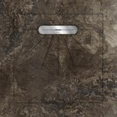 Купить душевые поддоны и дренажные системы Aquanit Fossil