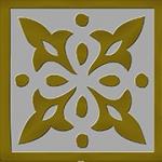 Купить Керамогранит Charme Evo Floor Tozzetto декоративная вставка 72x72 в интернет магазине Red Plit