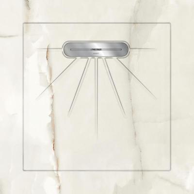 Купить душевые поддоны и дренажные системы Aquanit Marble