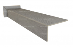 Купить штампованные ступени из керамогранита 1