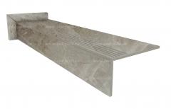 Купить штампованные ступени из керамогранита Magma GSR0203