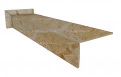Купить штампованные ступени из керамогранита 4