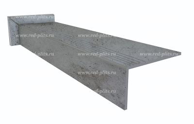 Купить штампованные ступени из керамогранита Magma NR0205