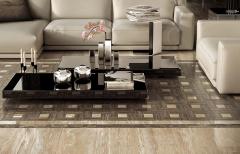 Купить Керамогранит Supernova Marble Floor декор 590x590 в интернет магазине Red Plit
