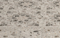 Купить Керамогранит Terracco / Терраццо декор 600x600 в интернет магазине Red Plit