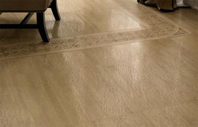 Купить Керамогранит Travertino Floor Eden угол 300x300 в интернет магазине Red Plit