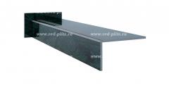 Готовые комплекты прямых ступеней из керамогранита с насечками  для крыльца Verde зеленого цвета под камень по акции