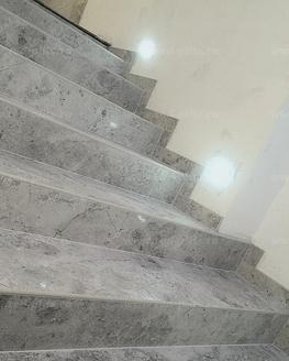 Лестница из керамогранита Fibre